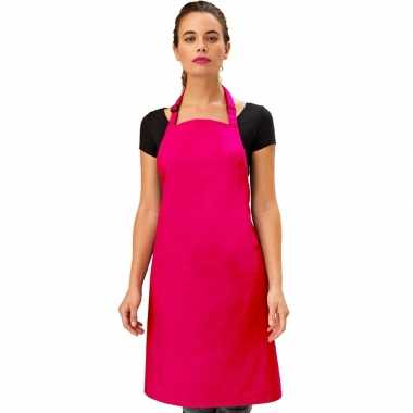 Basic kookschort roze