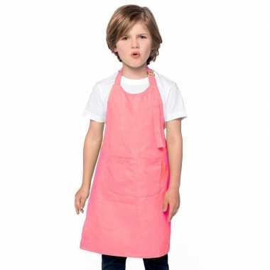 Kliederkookschort roze kids