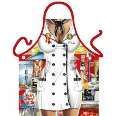 Kookschort Chef kok
