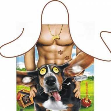 Kookschort Hot Doggy Style