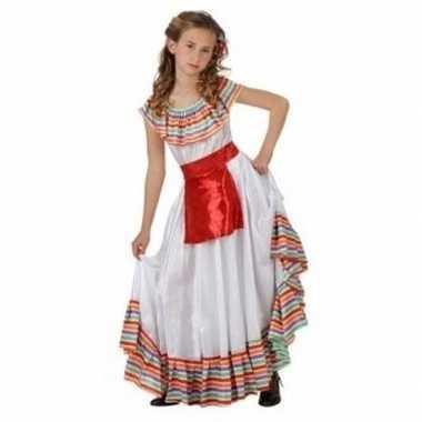 Verkleedkleding mexicaanse kookschort kinderen