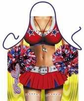 Kookschort cheerleader