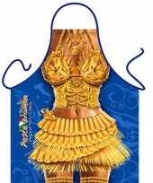 Kookschort pasta vrouw