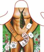 Kookschort strip poker man